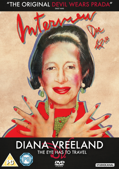 Diana Vreeland: The Eyes Has To Travel